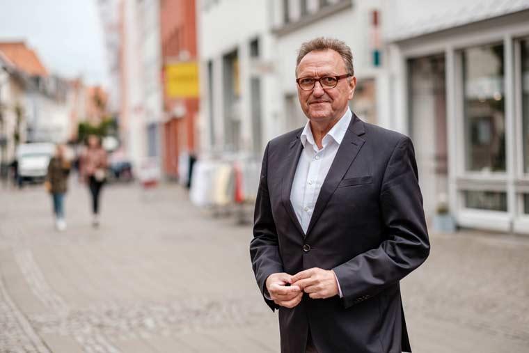 Peter Huerkamp - das Beste für Warendorf bewegen