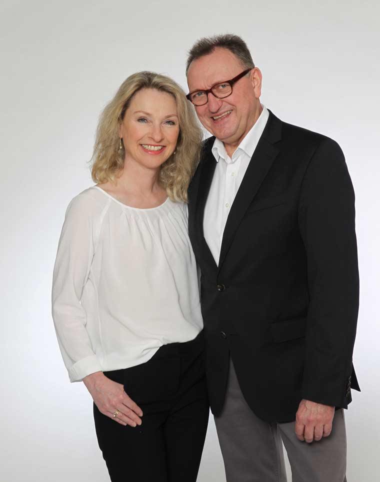 Daniela und Peter Huerkamp