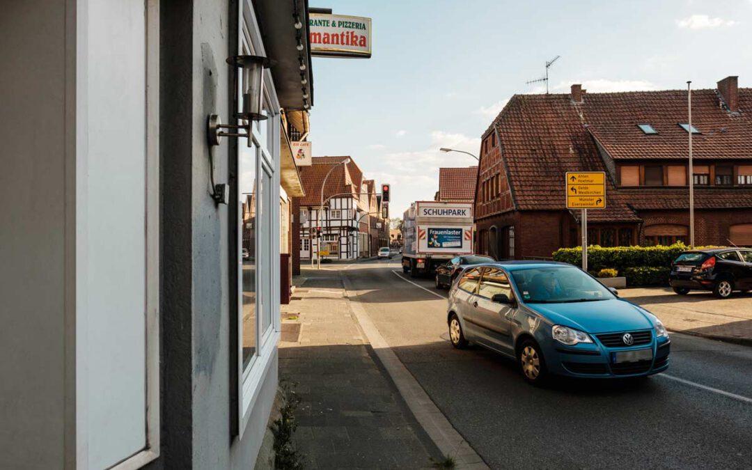 Freckenhorster-Ortsumgehung