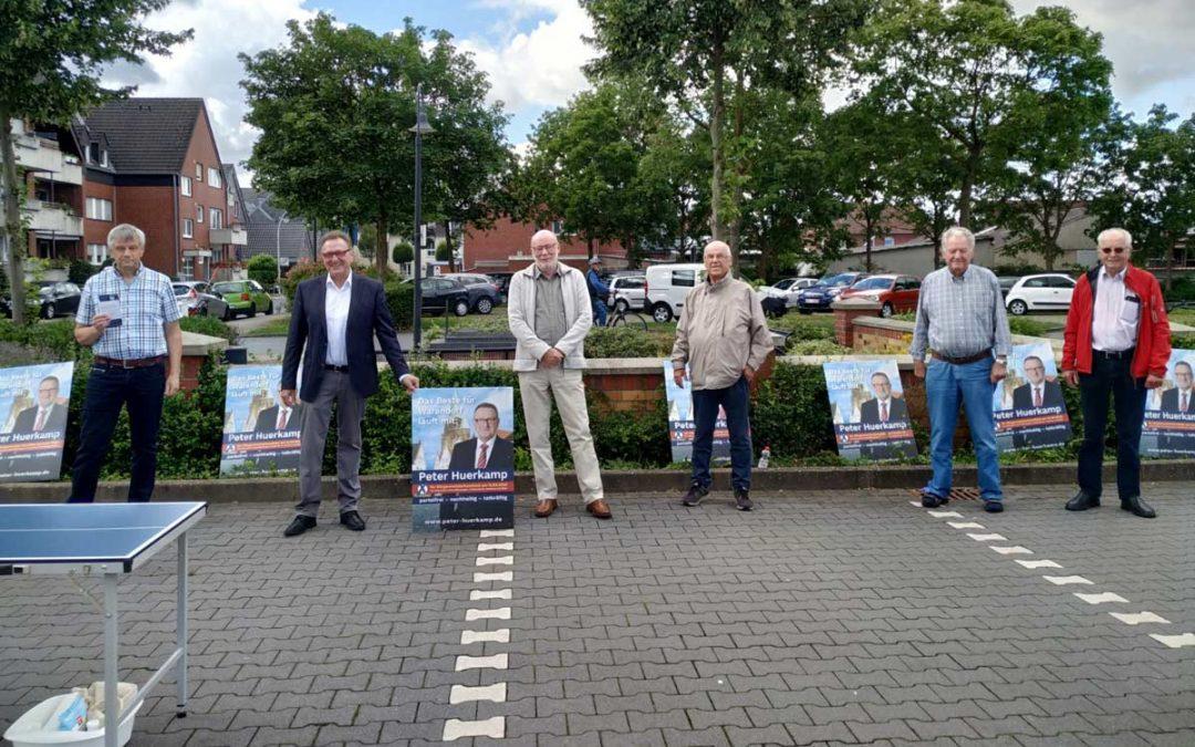 Freckenhorst muss aufgewertet werden