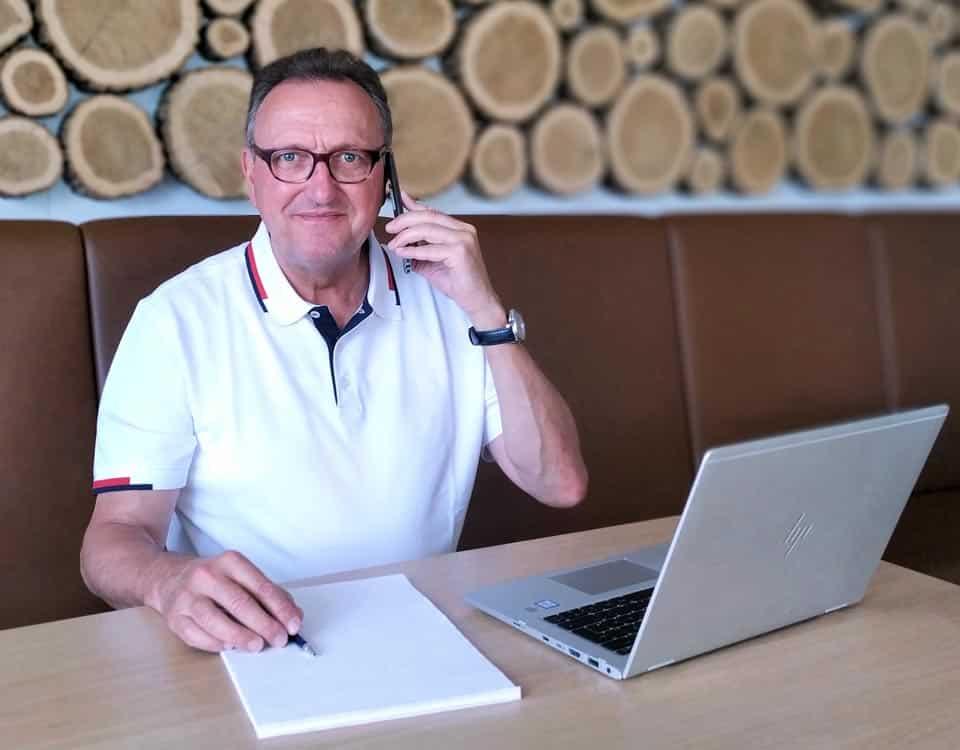 Peter Huerkamp Kontakt Bürgermeisterkandidat Warendorf 2020